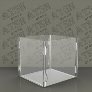 Коробка из пластика