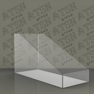 Акриловые коробки для сыпучих продуктов