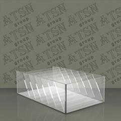 Акриловая коробка для бумаги