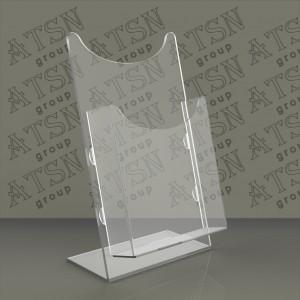 Подставка для полиграфии наклонная
