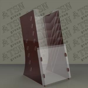 Буклетница для размещения информационных листовок