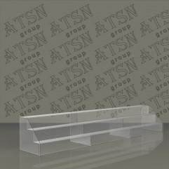 Акриловая горка - витрина под товар