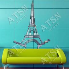 Декоративное зеркало. Эйфелева башня