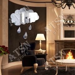 Декоративное зеркало. Облако
