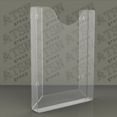 Пластиковые прозрачные карманы А 5