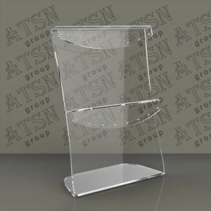 Подставка из пластика под бижутерию
