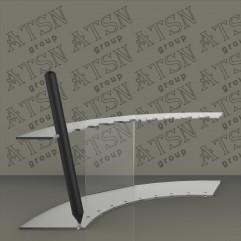 Пластиковая подставка под ручки