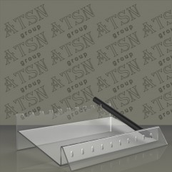 Акриловая подставка под ручки