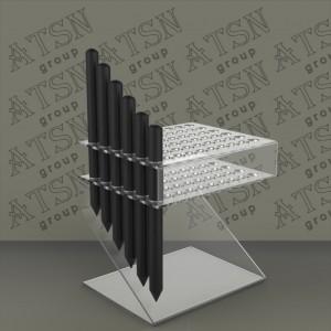 Подставка для выкладки ручек и карандашей