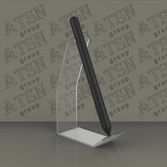 Пластиковая подставка под карандаш