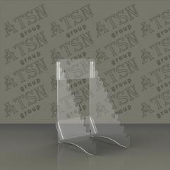 Подставка пластиковая для набора вилок