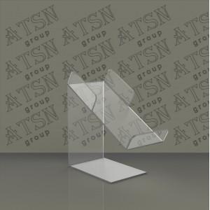Акриловая прозрачная подставка под телефон
