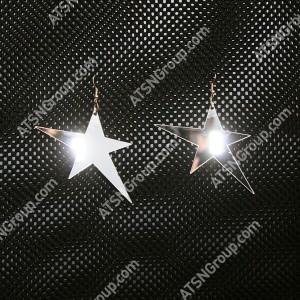 Серьги. Звезда лучистая