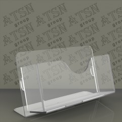 Подставка пластиковая для визиток