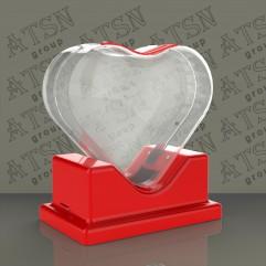 Ящик для пожертвований сердце