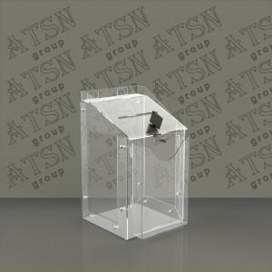 Ящик для пожертвований классический