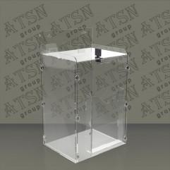 Ящик для пожертвований навесной