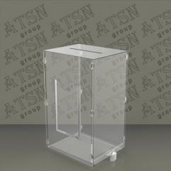Коробка для сбора пожертвований