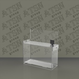 Ящик для сбора пожертвований навесной