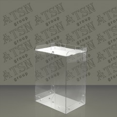 Ящик для пожертвований стандартный