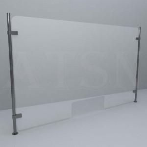 Защитный экран , барьер , перегородка 3 мм